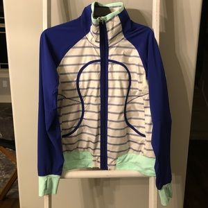 Lululemon Seawheeze Track Attack Jacket